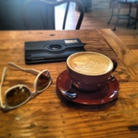 Photo taken at Turnstile Coffee by Chris K. on 11/10/2013