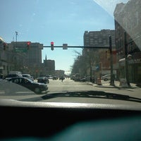 Photo taken at Newark, NJ by Stephanie F. on 3/4/2013