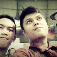 Photo taken at Gor Gelanggang Remaja by nino b. on 10/9/2014