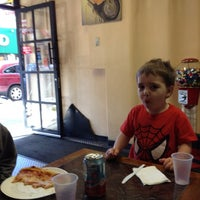 Photo taken at Joe's Pizza (Park Slope) by Theresa Minton N. on 10/21/2012