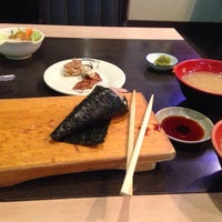 Photo taken at Toyama Japanese Resturant by Allen Q. on 10/8/2014