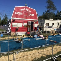 Photo taken at Goshen Fairgrounds by David R. on 9/5/2015