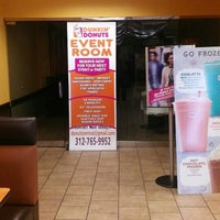Photo taken at Dunkin' Donuts by Tia S. on 6/13/2016