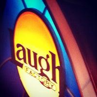 Photo taken at Laugh Factory by Jaimarie G. on 1/13/2013