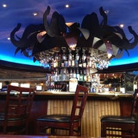 Photo taken at Elephant Bar Restaurant by Sabina M. on 10/7/2012