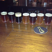 Photo taken at Triumph Brewing Company by Enida M. on 7/7/2013