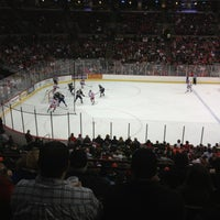 Photo taken at Value City Arena - Jerome Schottenstein Center by Dan M. on 2/2/2013