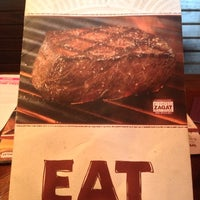 Photo taken at Outback Steakhouse by Mike on 10/6/2012