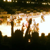 Photo taken at Medieval Times by Annie G. on 9/9/2012