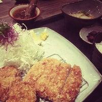 Photo taken at Tonkatsu by Wa Kitchen by Chari S. on 3/7/2013