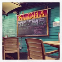 Photo taken at Aloha Mixed Plate by Durinda U. on 2/14/2013