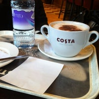 Photo taken at Costa Coffee by Pedro N. on 10/14/2012