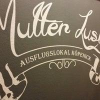 Photo taken at Café Mutter Lustig by Klaus D. on 11/7/2015
