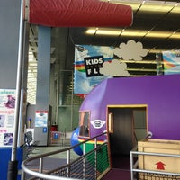 Photo taken at Kids on the Fly, Chicago Children's Museum at O'Hare (ORD) by Steven L. on 6/16/2013