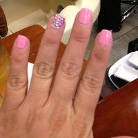 Photo taken at Zizi PediSpa & Nails by Casey C. on 9/29/2012