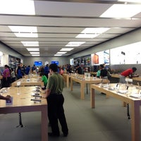 Photo taken at Apple Willowbrook Mall by TheSquirrel on 1/20/2014