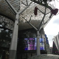 Photo taken at ION Orchard by Dhinesh C. on 12/24/2012