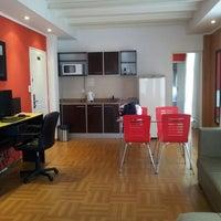 Photo taken at Ker Urquiza Hotel & Suites by Marisú M. on 7/27/2013