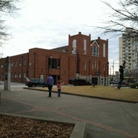 Photo taken at Ebenezer Baptist Church by Manny R. on 1/27/2013