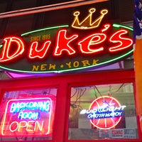 Photo taken at Duke's by The Corcoran Group on 7/9/2013