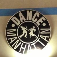 Photo taken at Dance Manhattan by Angie N. on 10/3/2013