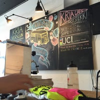 Photo taken at Kria Cycles by Emil G. on 6/10/2016