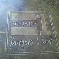 Photo taken at Square 1 Burgers & Bar by William S. on 11/17/2012