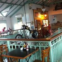 Photo taken at Road Burger by Felipe T. on 9/29/2012