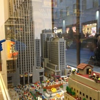 Photo taken at The LEGO Store by Christina O. on 1/5/2013