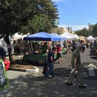 Photo taken at Palo Alto Farmers Market by Adam on 6/27/2015