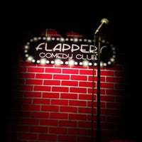 Photo taken at Flappers Comedy Club by LBar 5. on 7/13/2013
