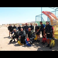 Photo taken at South Beach - Aqaba by haitham d. on 6/10/2014