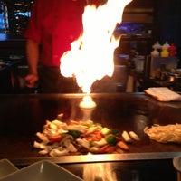 Photo taken at Sushi Axiom by Doylene R. on 4/10/2013