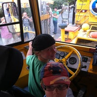 Photo taken at London Duck Tours by Pete T. on 8/21/2013