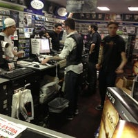 Photo taken at GameStop by Alberto C. on 3/12/2013