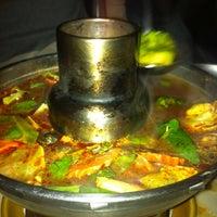Photo taken at Amarin Thai Restaurant by Navid F. on 1/11/2013