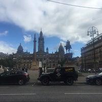 Photo taken at Glasgow by Sara A. on 9/16/2016