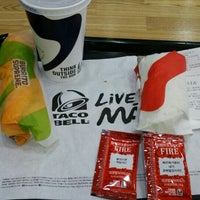 Photo taken at Taco Bell by Sue (. on 3/8/2016