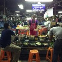 Photo taken at ขนมจีน@ตลาดแม่กิมเฮง by BoW ka . on 11/4/2014