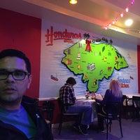 Photo taken at Honduras Kitchen by Charles B. on 1/3/2015