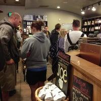 Photo taken at Starbucks by Joy M. on 10/11/2012