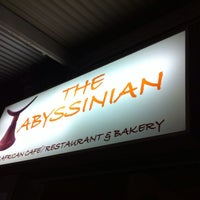 Photo taken at The Abyssinian by Pru M. on 7/24/2013