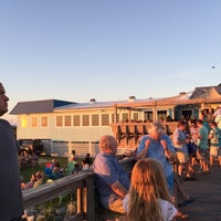 Photo taken at Miller's Waterfront Restaurant by Richard D. on 7/25/2015