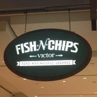 Photo taken at Victor Fish 'n' Chips by Fabiano Rodrigo T. on 4/26/2013
