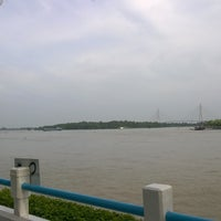 Photo taken at Bến Ninh Kiều by Ngoc Tram Q. on 12/19/2015