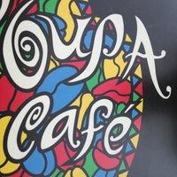 Photo taken at Coupa Café by Lisa Z. on 2/16/2013