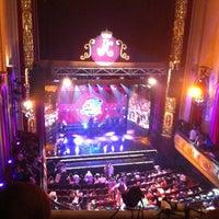 Photo taken at Teatro Nuevo Apolo by Ainhoa A. on 5/13/2013
