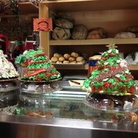 Photo taken at Bread Plus Bakery by Lily A. on 12/24/2012