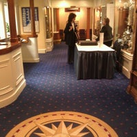 Photo taken at Seattle Yacht Club by Rand F. on 1/10/2013