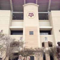 Photo taken at Kyle Field by Dan D. on 11/3/2012